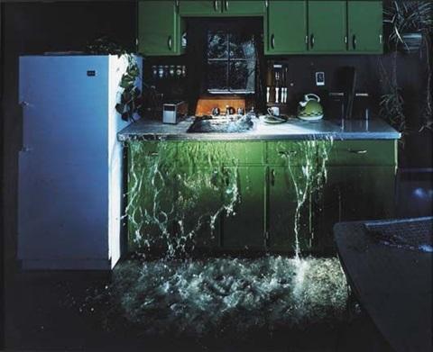 sink overflow
