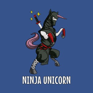 ninja unicorn - Copy