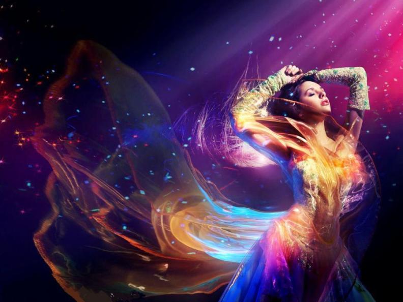 goddess dancer