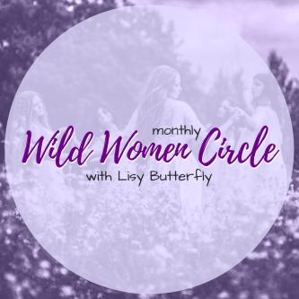 Wild Women Circle Banner